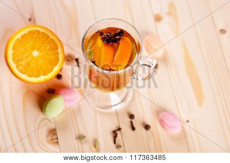 Citrus Grog Coctail