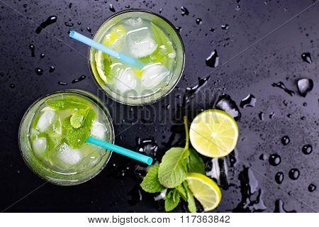 Tasty Mojito cocktail