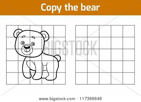 Copy The Picture (bear)