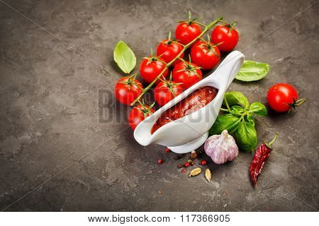 Fesh Tomato Sauce