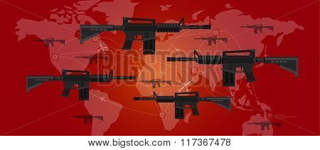 world war arms conflict military gun map plane fight battle aggression