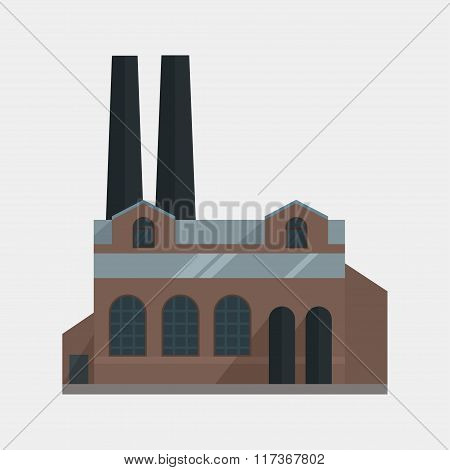 Old Factory Design
