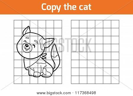 Copy The Picture (cat)