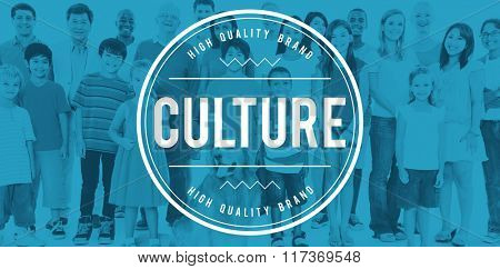 Culture Customs Belief Ethnicity Concept
