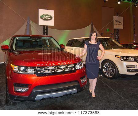 Land Rover Exhibit