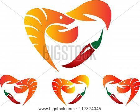 stock illustration lobster