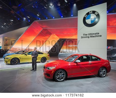 BMW M3, M4 and M235I