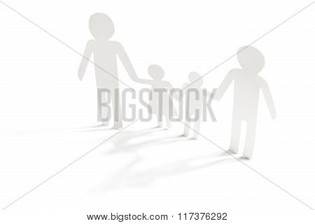 Male Same-sex Relationship With Children