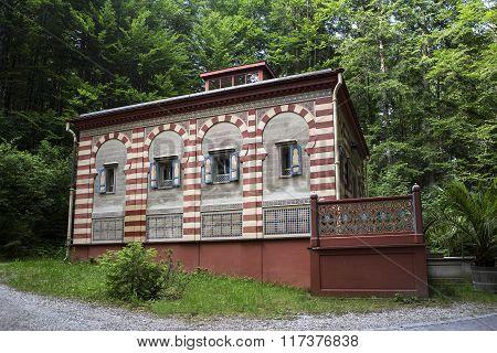 Moroccan House At Castle Park Linderhof, Bavaria