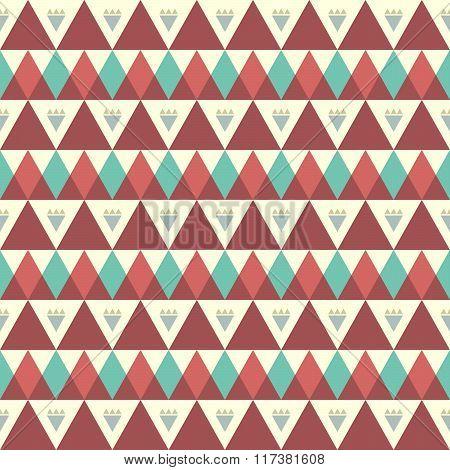 Boho Tile Background