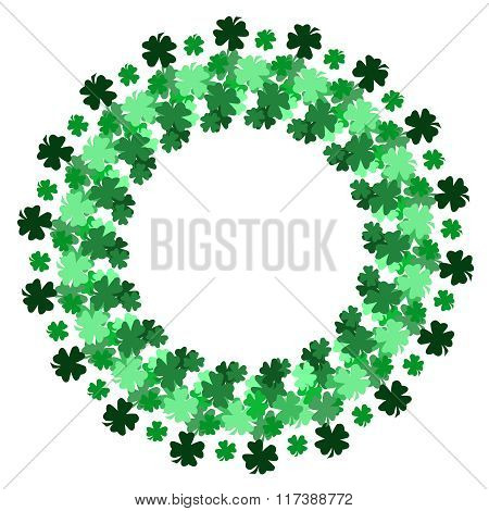 Clover Ring Design St Patrick's Day