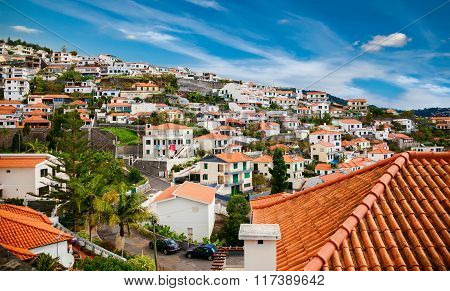 Funchal's Residential District