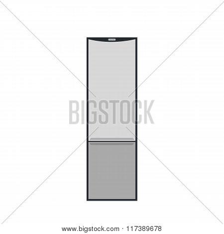 Refrigerator flat icon