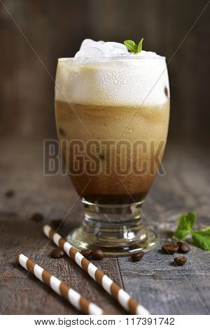 Coffee Frappe.