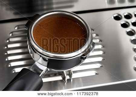 The Portafilter Coffee