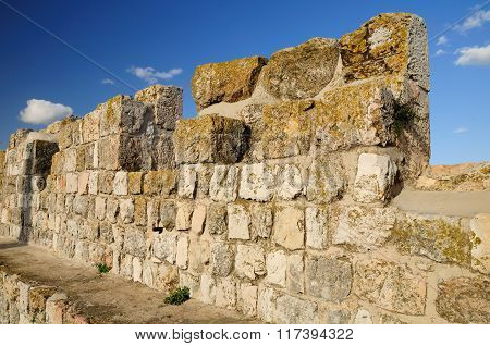 Jerusalem wall.
