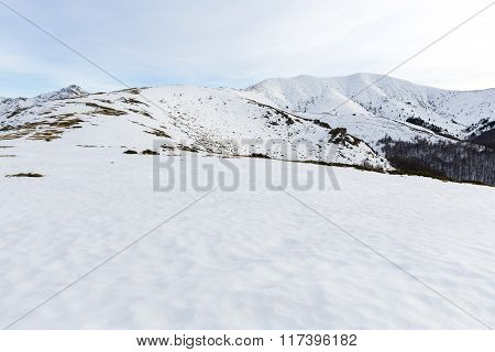 Balkan Mountains Peaks