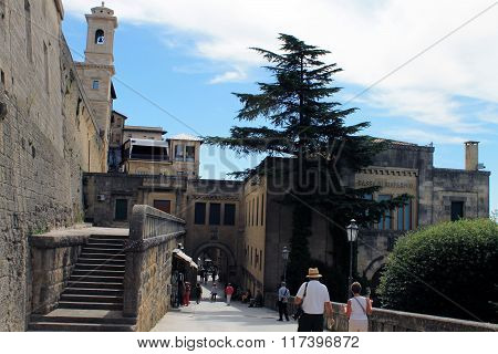 San Marino Streets
