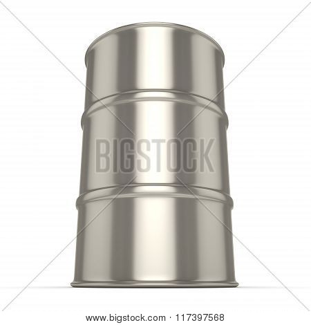 Shiny Chrome Barrel