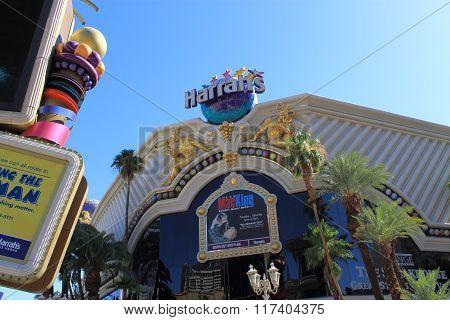 Las Vegas - Harrah's Hotel And Casino
