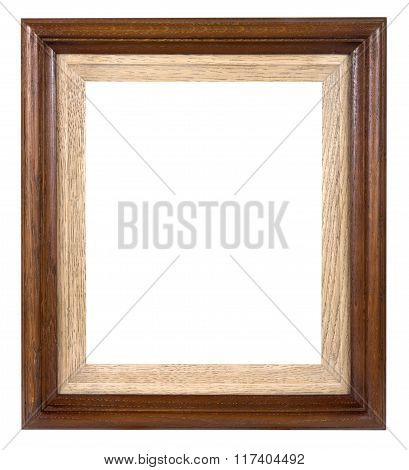 Old Wooden Framework.