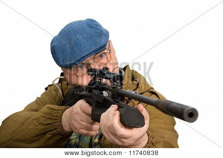 Hunter, Shooter Sniper