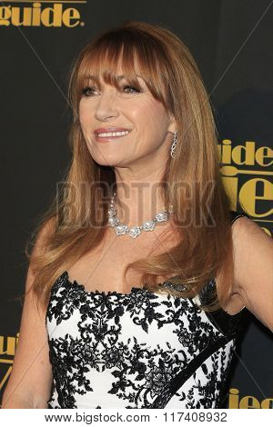 LOS ANGELES - FEB 5: Jane Seymour at the 24th Annual MovieGuide Awards at Universal Hilton Hotel on February 5, 2016 in Universal City, Los Angeles, California