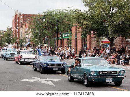 Collingwood Elvis Parade