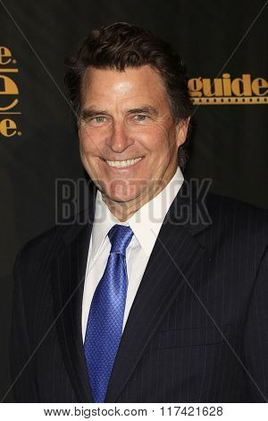 LOS ANGELES - FEB 5: Ted McGinley at the 24th Annual MovieGuide Awards at Universal Hilton Hotel on February 5, 2016 in Universal City, Los Angeles, California
