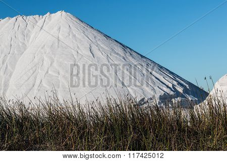 Peak of Mountain of Salt in Chula Vista, California