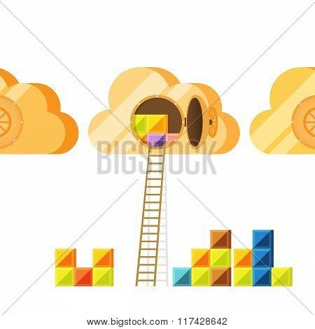 Cloud Data Vault Access