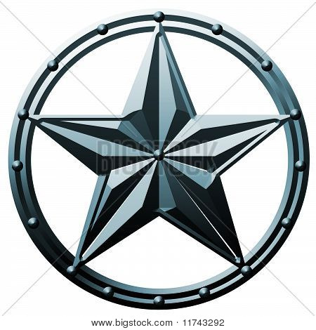 Blue Star  Metal