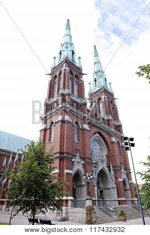 St. John's Church In Helsinki