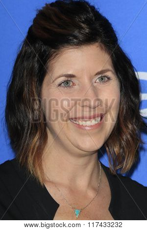 SANTA BARBARA - FEB 4:  Michelle Grinsel at the 31st Santa Barbara International Film Festival - Maitlin Modern Master Award at the Arlington Theatre on February 4, 2016 in Santa Barbara, CA