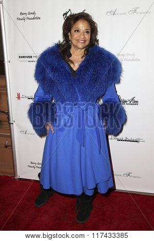 LOS ANGELES - FEB 4:  Debbie Allen at the Debbie Allen's Freeze Frame U.S. Premiere at the Wallis Annenberg Center for the Performing Arts on February 4, 2016 in Beverly Hills, CA