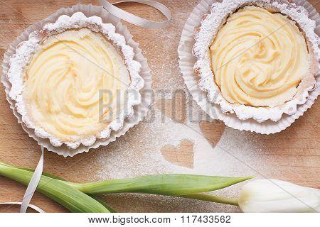 Lovely And Sweet Dessert