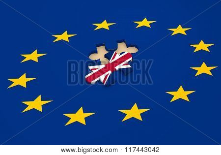 Britain Exit From European Union Relative Image