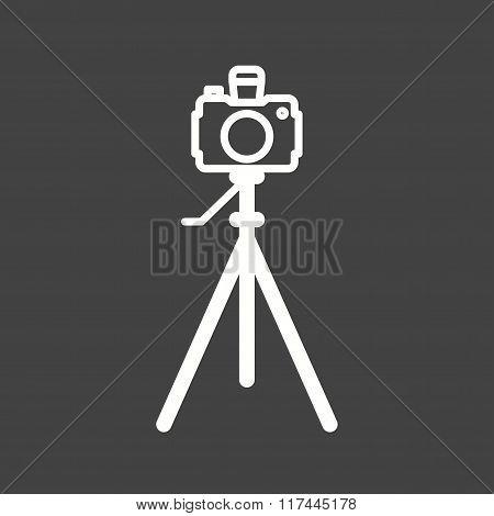 Camera on Stand