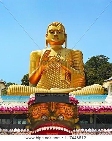 Buddha Stupa, Sri Lanka