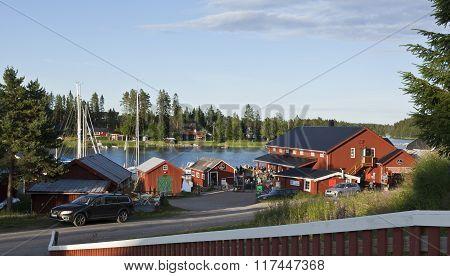 SKATAN, SWEDEN ON JULY 17