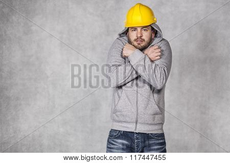 Inadequate Clothing Worker