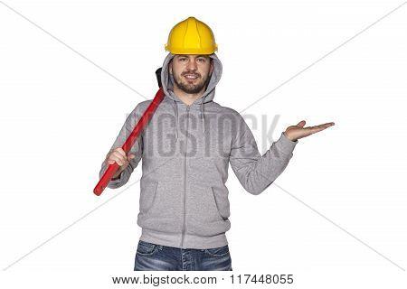 Builder Shows Something