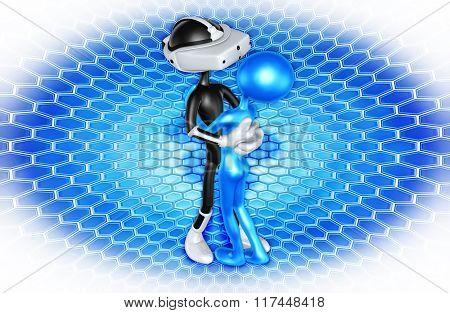 Virtual Reality Romance
