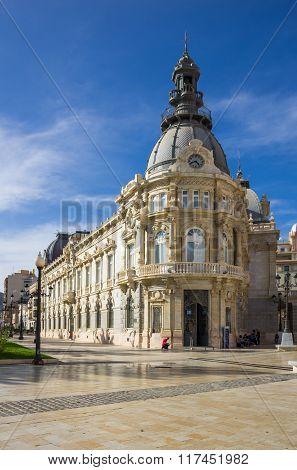 City Hall Of Cartagena