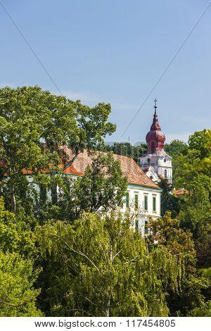 Palace Loosdorf, Lower Austria, Austria