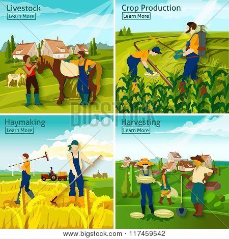 Farming 2x2 Design Concept