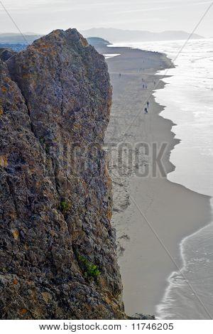 Stone Sea Shore