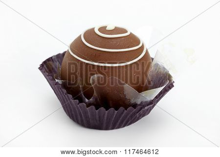 Party chocolate bonbon