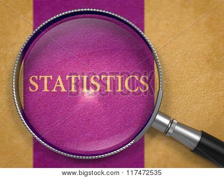Statistics through Magnifying Glass.