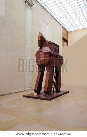 The Wooden Trojan Horse